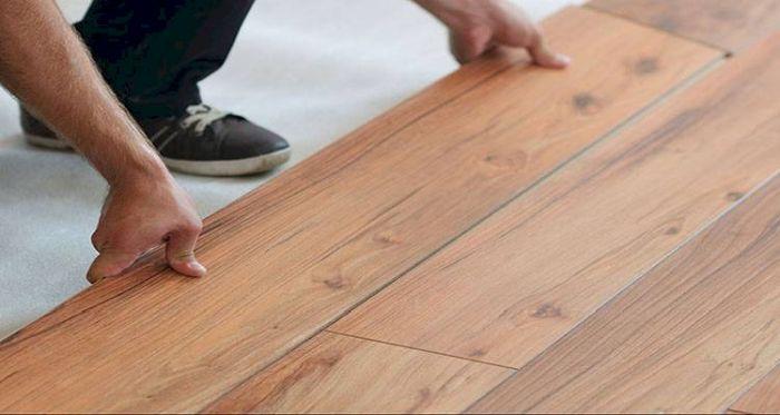 montaż desek podłogowych sopot